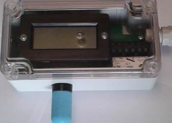 Regulator wilgotności, higrostat elektroniczny SH-11