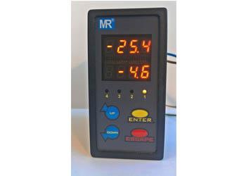 Regulator temperatury ST-711 z wyjściem analogowym