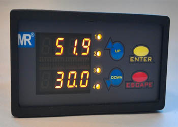Regulator temperatury ST-811 z wyjściem analogowym