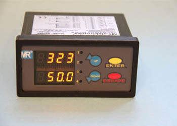 Regulator temperatury ST-859 z krzywą czasowo temperaturą